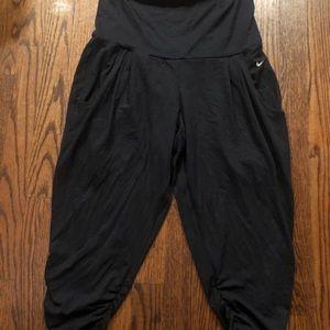 Nike Pregnancy workout pants
